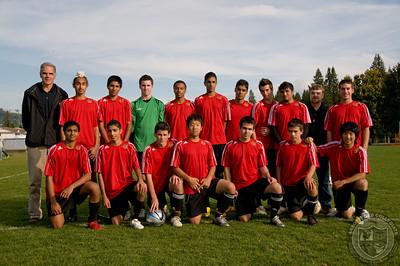 2008 - Boys Soccer