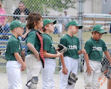 Wyandotte Baseball Saturday 7-14-07