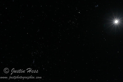 Night Sky 2-16-2013