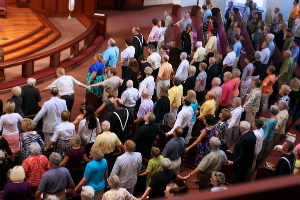 August 28, 2011 Service - What's Your Passion?