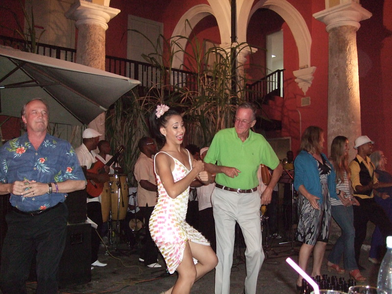 Dancing in Havana - Sandy Kirkpatrick