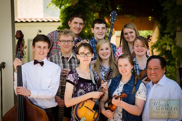 2013-14 SHS Folk Ensemble