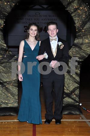La Moille Prom Premier, April 27, 2019