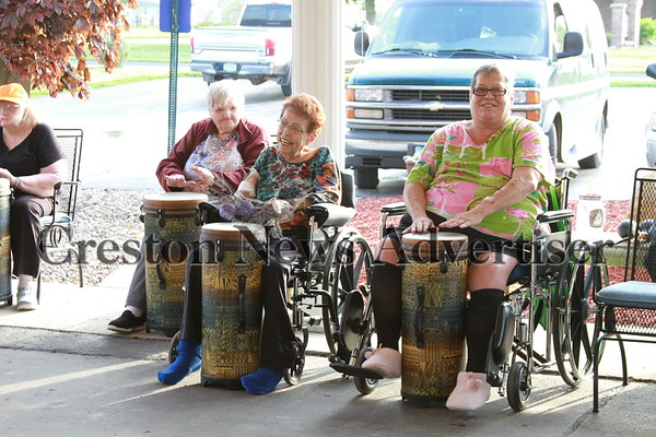 CNA5-2 Care Initiatives Drumming