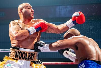 Antony Woolery vs Elvis Dube
