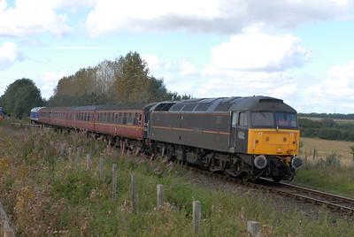 Mid Norfolk Class 47 Gala