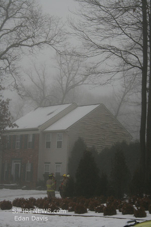 01-28-2009, Structure, Pittsgrove Twp. Salem County, Palatine Lake Ave.