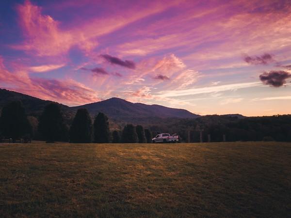 Blue Ridge Moments