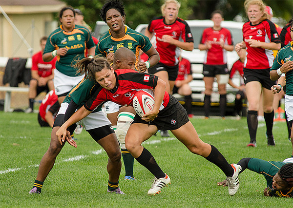 Nations Cup Women's Rugby - 2013