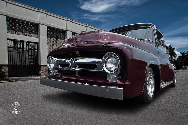 1956 Ford Pickup Jay McVicar