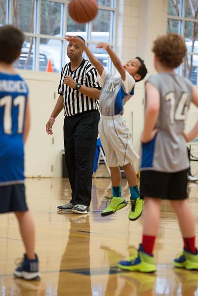 Peachtree Presbyterian Church Youth Hawks Basketball