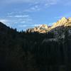 Morning light on Matterhorn