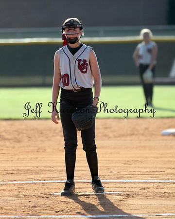 UGMS Softball 9-19 and 9-24 2013