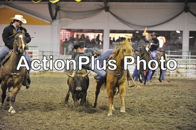 PHS11 steer wrestling