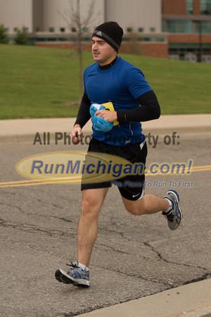 Start - 2014 Novi Half Marathon, 5K and 10K