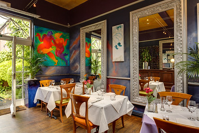 Cafe Bleu Restaurant, Newark
