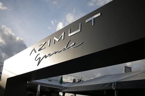 Azimut Miami Yacht Show Happy Hour