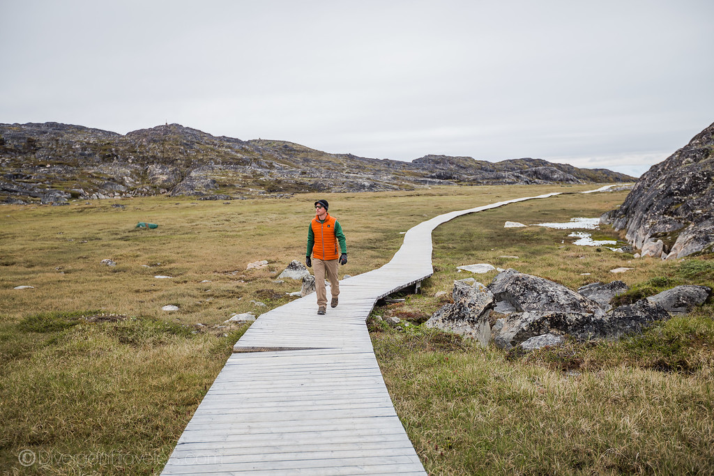Ilulissat Greenland - hiking - Lina Stock