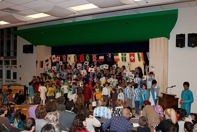 GPES International Night 2012