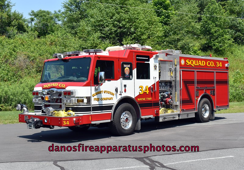 SUMMIT STATION FIRE CO.