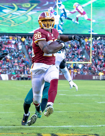 20191215 NFL Football Philadelphia Eagles at Washington Redskins