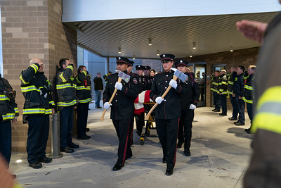 Chief Jackson Dignified Honors