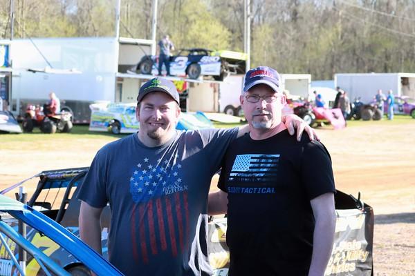 I-30 Speedway March  20,  2021