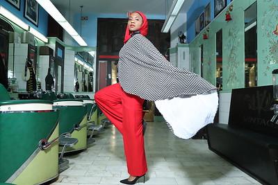 2020-07-14 - Sealed Nectar Fashion Show Shoot