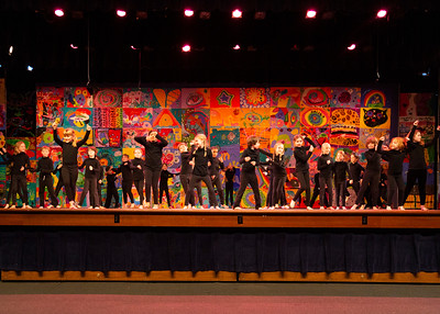 Lower School Arts Assembly 2018