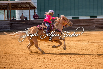 Barrel Racing - October 22, 2016
