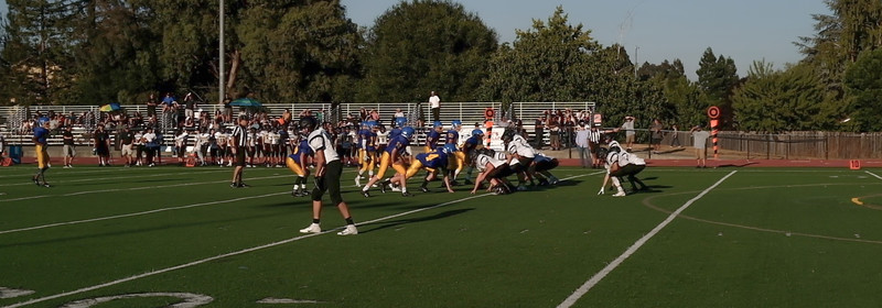 180906 GHS FRESHMAN FOOTBALL (FOOTHILL GAME)