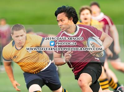 5/22/2019 - Boys Varsity Rugby - Weymouth vs Needham