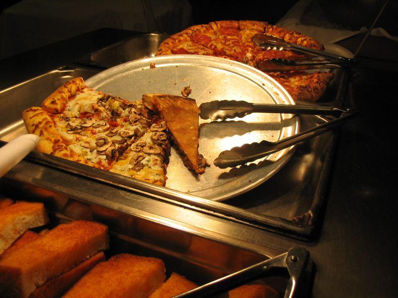 10/05 - pizza!