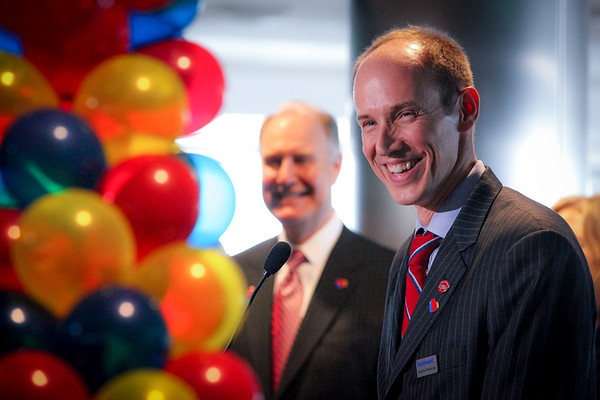 1-7-16 Southwest Airlines 10th Anniversary at DEN
