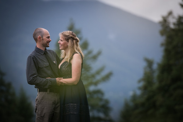 Angie & Tanner - elopement
