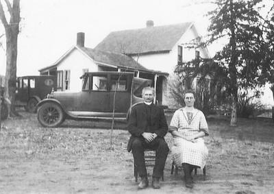 JURGENS, Rindert Jelschen and Trientje Gerdes