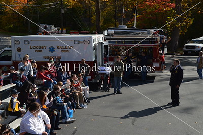 Locust Valley Fire Deptartment 2013 Open House and Fire Prevention Day