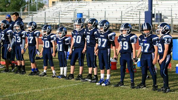 Argos Blue 2012 - Game 2