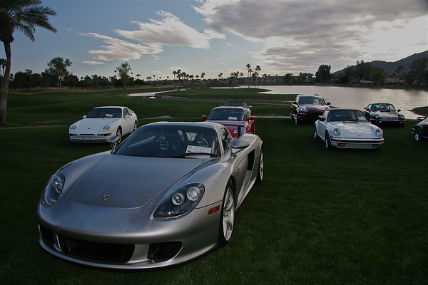 Arizona Porsche Club of America 50th year Celebration weekend (Dinner)