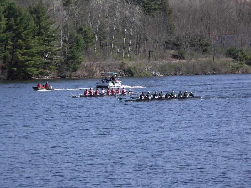 Dartmouth Crew vs. Cornell