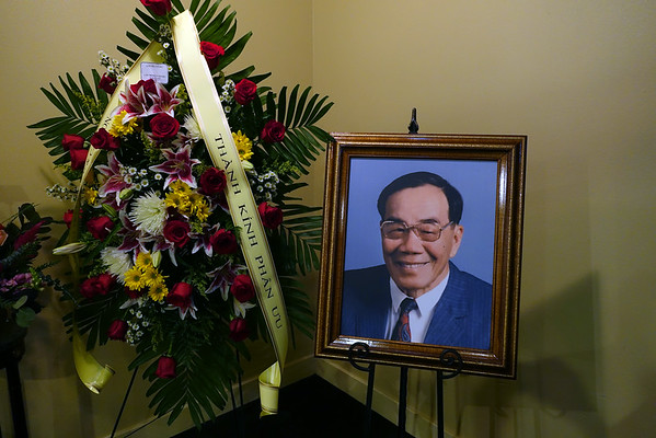In Memory of Duc Tan Ho