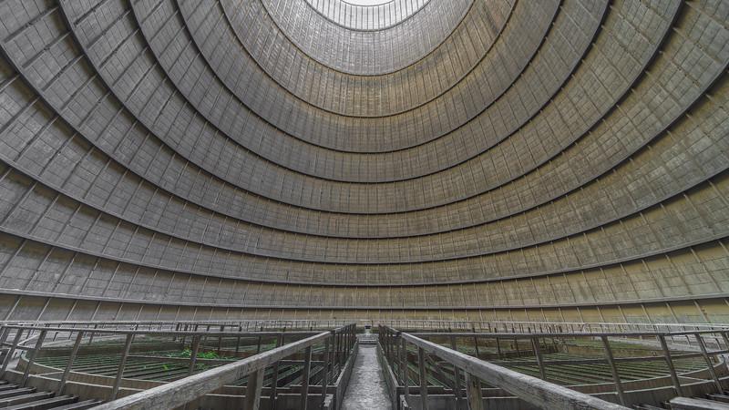 Urbex - Cooling Tower IM