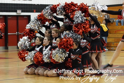 01-13-2012 Quince Orchard HS Varsity Poms, Photos by Jeffrey Vogt Photography
