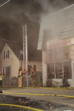 2nd Alarm 57 York Street, West Springfield, MA 10/26/16
