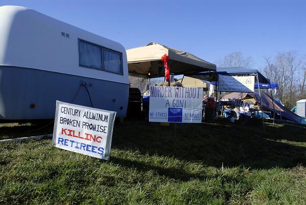 Occupy Century Aluminum 2011