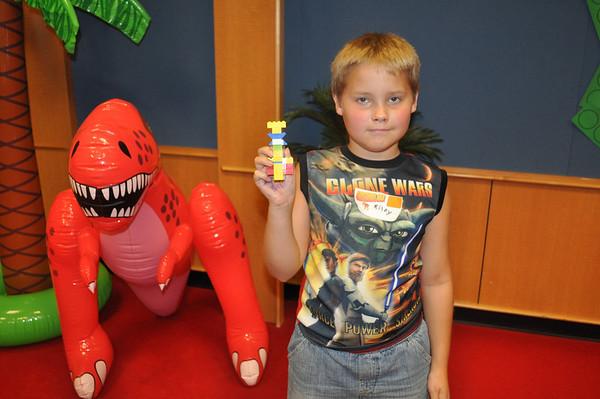 Legosaurus Max 2013 (Grades 4-6)
