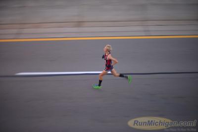 8.5 Miles - 2013 Detroit Free Press Marathon