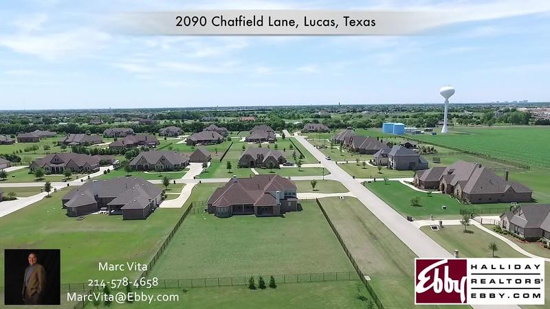 2090 Chatfield Lane, Lucas Texas