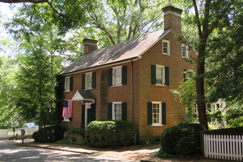 Allen House (ca. 1938)