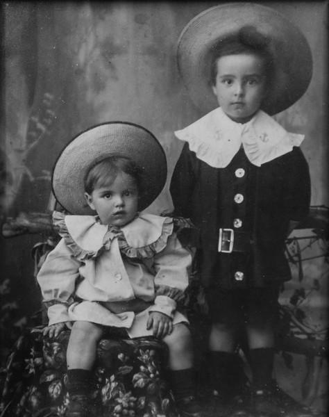 Frank & Thomas Pryor